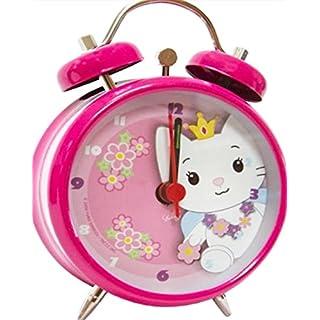 Angel Cat Sugar Kinder-Wecker Pink Rosa 12 cm - Hello Kitty