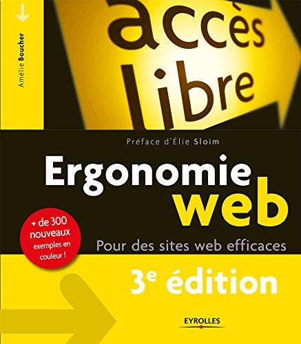 Ergonomie web: Pour des sites web efficaces