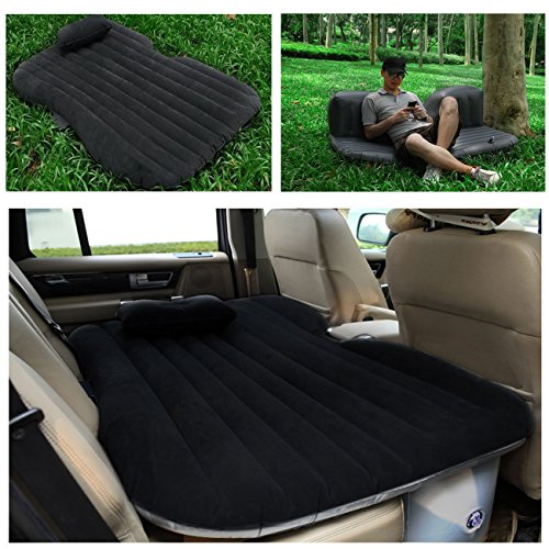 ASJ Car Travel Inflatable Mattress Inflatable Bed Camping Universal (Inflatables)