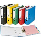 Concord Classic Lever Arch File 70mm Spine A4 Assorted Ref C214070 [Pack of 10]