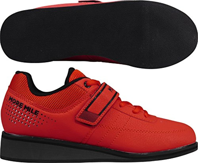 plus cross de mille plus lever 4 musculation / cross plus digne de chaussures Rouge  b0798n4npq parent 09e67a