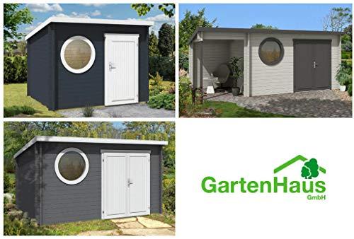 Gartenhaus Maria-Rondo | 300 x 250cm - 5