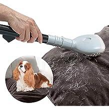 Oramics profesional para aspiradora el pelo de animal universal – Cepillo para aspiradora Incluye Adaptador de