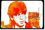TPCK Shahrukh Khan Kunstdruck (mit signierter Autogramm Nachbildung) Hochglanz Poster - Maße: 60 x 40 cm