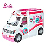 Barbie Ambulancia Hospital 2 en 1 (Mattel FRM19)