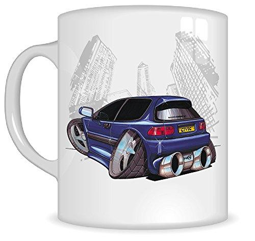 koolart-gifts-k004-mg-mug-motif-honda-civic-bleue-cadeau-ideal-pour-homme
