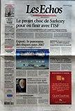 Telecharger Livres ECHOS LES No 19841 du 23 01 2007 LE PROJET CHOC DE SARKOZY POUR EN FINIR AVEC L ISF LE CANDIDAT UMP A L ELECTION PRESIDENTIELLE EST PRET A SUPPRIMER L IMPOT SUR LA FORTUNE DE CEUX QUI L INVESTIRONT DANS LES PME ILS POURRONT CONVERTIR JUSQU A 50 000 EUROS D ISF DOSSIER MANAGEMENT LE TURNOVER DES CADRES CHINOIS INQUIETE LES ENTREPRISES LES OFFRES D EMPLOI PRESIDENTIELLE HULOT NE SERA PAS CANDIDAT BUSH TENTE DE REPRENDRE LA MAIN FACE AU CONGRES GRAND ANGLE AVEC HE (PDF,EPUB,MOBI) gratuits en Francaise