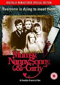 Mumsy, Nanny, Sonny and Girly - Digitally Remastered [DVD] [1970]