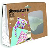 Décopatch Mache Dolphin Mini Kit