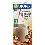 Bjorg - Boisson Epeautre Noisette Bio - (Prix Par Unité ) - Produit Bio Agrée Par AB