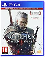 The Witcher 3 : Wild Hunt [PlayStation 4]