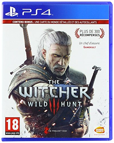 The Witcher 3 : Wild Hunt - PlayStation 4 - [Edizione: Francia]