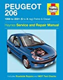 Peugeot 206 Petrol & Diesel (98-01) Haynes Repair Manual