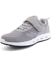 Adulte Mixte Fashion Running Chaussure Sneakers Respirant Casuel Loisir Basket Multisports Outdoor Randonée Jogging Antidéparant Léger 35-44 Scratch Basse