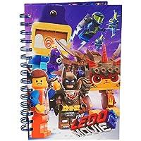 Sambro 6703 Lego Movie Notebook, Multi Colour