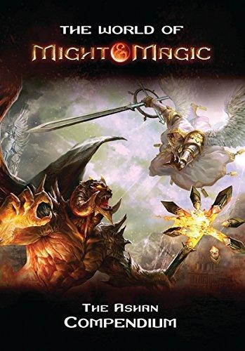 The World of Might and Magic: The Ashan Compendium (Dark Osprey) por Ubisoft