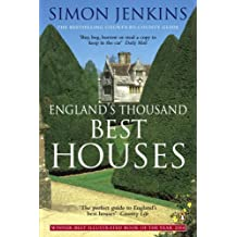 England's Thousand Best Houses by Simon Jenkins (2004-10-28)
