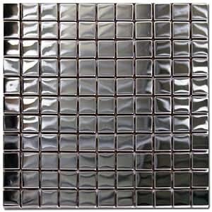mosaikfliesen in spiegeloptik 30x30 cm baumarkt. Black Bedroom Furniture Sets. Home Design Ideas
