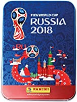 Panini FIFA World Cup 2018003497tinuk2Aufkleber Mega Dose