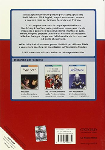 Think english. Con activity book. Per gli Ist. Tecnici commerciali. DVD-ROM