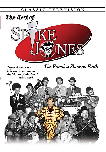 The Best of Spike Jones (3 DVDs)