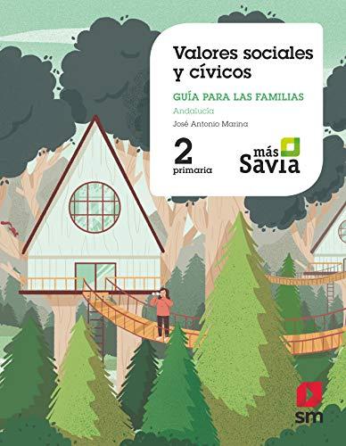 Valores sociales y cívicos 2 Primaria Mas Savia Andalucía
