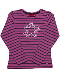 Salt & Pepper Longsleeve Fabulous Stripe, T-Shirt Fille