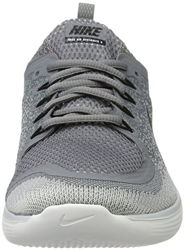 Nike Herren Free Run Distance 2 Laufschuhe Grau (Cool Grey/black/wolf Grey/stealth/white)