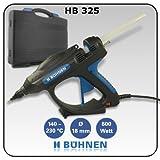 Bühnen HB 325 Heißklebepistole im Koffer