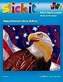 stickit Mini Stecksystem Amerikanischer Adler ca. 8.300 Teile Nr. 41269