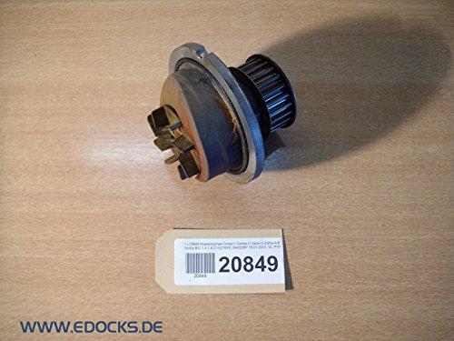 Bomba de agua Corsa C Combo C, Astra G, Zafira A/B Vectra B/C 1,41,6Z14EX-Z16X E Opel