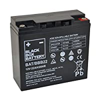 12V 22Ah BBB Sealed Lead Acid (AGM) Mobility Scooter Battery