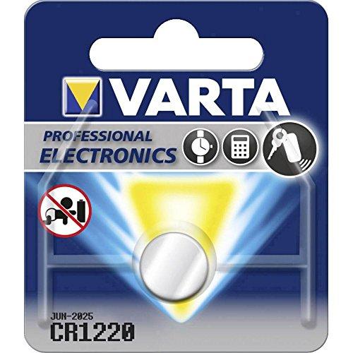 Galleria fotografica Varta CR1220da 5batterie litio 3V