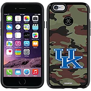 Coveroo Kentucky Camo Design Phone Case for iPhone 6 - Retail Packaging - Black