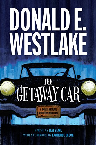 Buchseite und Rezensionen zu 'The Getaway Car' von Donald E. Westlake