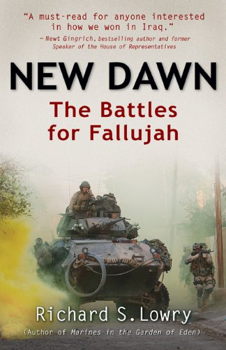 sunrise over fallujah book report I'm about to enlist in the national guard, and i read a book (sunrise over fallujah) where the main characters are civil affairs specialists, it.