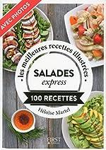 Salades express de Héloïse MARTEL
