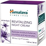 Himalaya Herbals Revitalizing Night Cream, 50ml