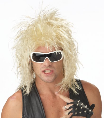 Rockin Dude Blonde Wig
