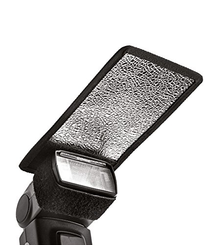 SHOPEE FLASH DIFFUSER FLASHLIGHT BOUNCE CARD (2 IN 1)  available at amazon for Rs.129