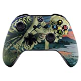 eXtremeRate Giant Gashadokuro Skull Faceplate Cover, Soft