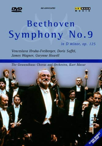 Beethoven: Symphony No. 9 - Choral [DVD] [2002]
