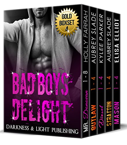 ALPHA ROMANCE: Bad Boys Delight (Bad Boy Women's Fiction Contemporary Romance) Box Set #4 (Gold Hot Contemporary Short Stories Boxset) (English Edition) (Gold Womens Baseball)