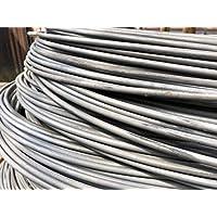 Alambre de tensión 0.6–8mm de alambre galvanizado hierro Flores Manualidades Malla 10–400metros, St37-2