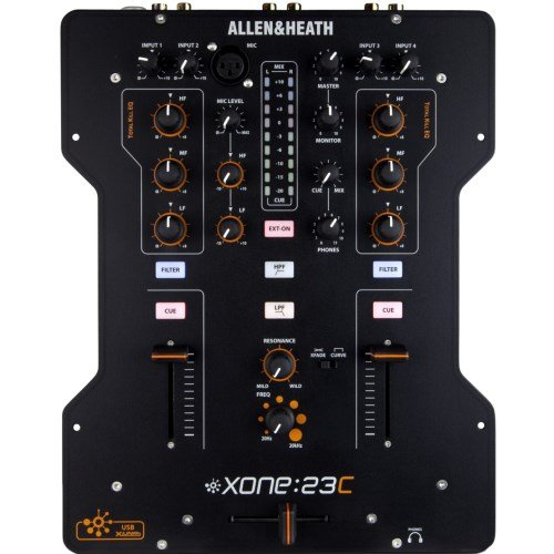 Allen Heath Xone 23c Mixer