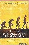 BREVE HISTORIA DE LA HUMANIDAD (BEST SELLER ZETA BOLSILLO)