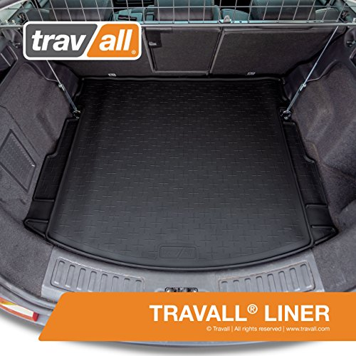 Travall Liner TBM1127 - Vehicle-Specific Rubber Boot Mat Liner