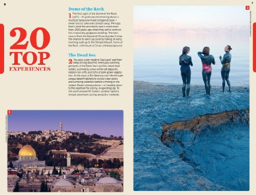 Israel & the Palestinian Territories (Travel Guide)