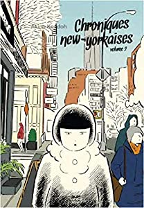 Chroniques new-yorkaises Edition simple Tome 2