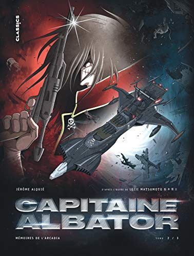 Capitaine Albator - Mémoires de l'Arcadia Edition simple Tome 2